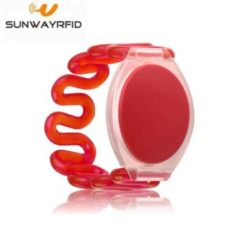 13.56 МГц NFC пластиковая RFID браслет для плавания