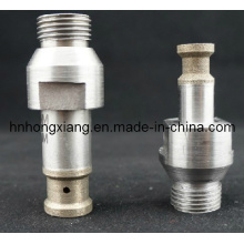 Diamond Arris Router Bit for Glass Grinding/CNC Arris Router