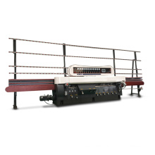 Factory Supply Flat Sheet Glass Edging Machine with 8 Wheels
