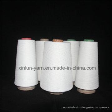 Fio de lantejoula viscosa de alta qualidade para fios de tricô de tecido 40s
