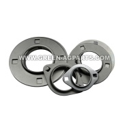 80MS-100MS 4-Bolt Hole Round Self-Aligning Mounting Flange