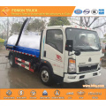 vacuum fecal suction truck SINOTRUK brand for sale