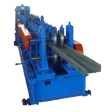 CZ Roof Purlin Roll Forming Machine