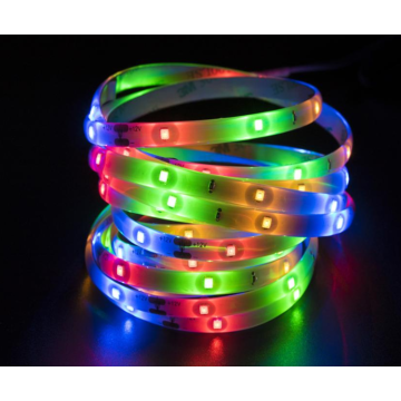 Mudança de cor RGB LED Light Strip Kit-5M / Roll