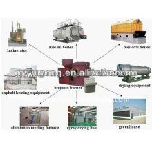Biomasse-Brenner zum Verkauf mit guter Qualität