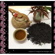 Golden Prized Zhejiang Red Tea avec Plum Flower Scent