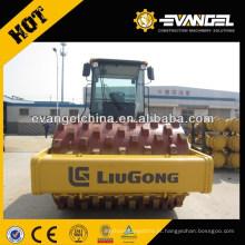 Preço do compactador de estrada 14ton Liugong CLG614