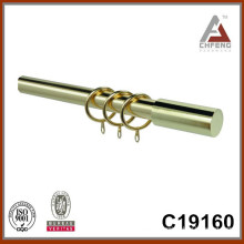 smooth curtain finial, extensive curtain pole, hot sell curtain bracket, curtain ring, curtain accessories,window rod