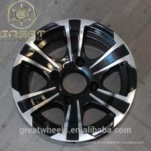 Nouveau type de roues en alliage 12x7 atv