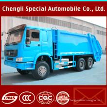 Sinotruk HOWO 14m3 Refused Garbage 14m3 Compactor Truck