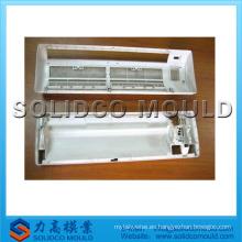 2016 piezas de acondicionamiento de aire de plástico personalizado moldeado de moldes de inyección
