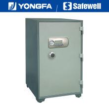 Caja de seguridad electrónica ignífuga Yongfa 99cm Height Ale Panel con perilla