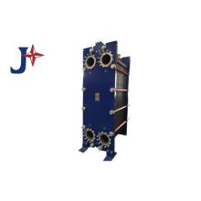 Замена пластинчато-рамного теплообменника Альфа Лаваль M25 для очистки сточных вод