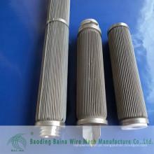 2015 alibaba china fornece filtro de óleo de aço inoxidável filtros de malha de arame de aço inoxidável