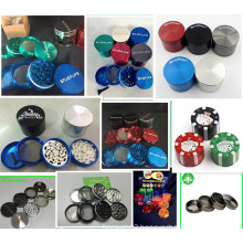 New Arrival Zinc Grinder, Best Selling Herb Grinders, Weed Grinders for E-Cigarettes