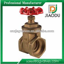 Boa venda china manufatura cw614n ou cw617n válvula de porta de cobre com preços baixos