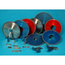 Diamond / CBN Grinding Wheels, Saw and Knife Sharpening