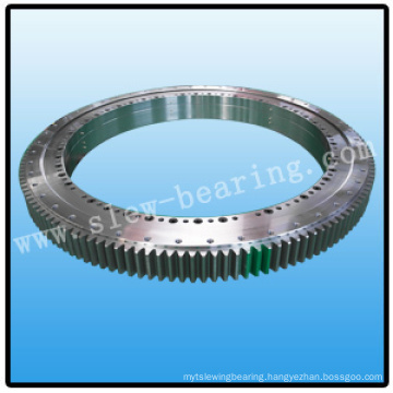 Big slewing bearing for hydraulic taphole drilling machine