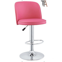 New Modern Pink Color for Bar Stool