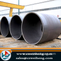 ERW welded steel pipes longitudinally welded pipes LSAW