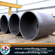 API 5L Gr.B SSAW / LSAW Steel Pipe Bend Carbon Steel