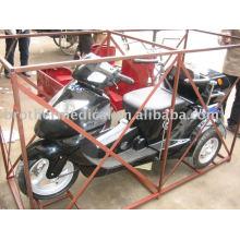 Handicapped Scooter / Behinderter Dreirad