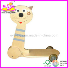 2014 New Wooden Kid Scooter, Popular Wood Kid Scooter and Hot Sale Kid Scooter Wj276873