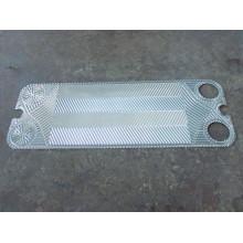 Пластина теплообменника Sigma 108 с материалом нержавеющей стали 304 / 316L
