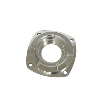 customized pressure casting with CNC machining