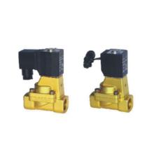 Válvula solenóide de ação indireta e normalmente fechada tipo 2/2 vias Válvulas de controle de fluido série 2W
