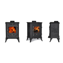 High Quality Cast Iron Wood Stove Br-F6