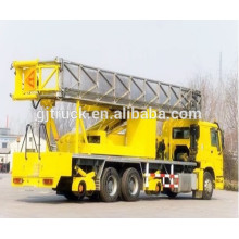 high quality Dongfeng bridge inspection unit bridge repairing truck/bridge inspection truck