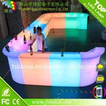 Contador de barras LED