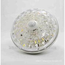 Infrared sensor led bulb lampholder e27