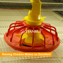 Sistema de alimentação de panelas de aves de capoeira de alta qualidade para a exploração de galinha