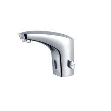 Cold Hot Water Sensor Automatic Sink Mixer