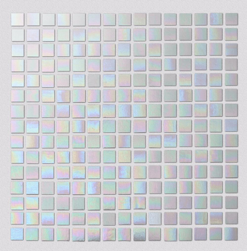 Stained glass mosaic for wall decoration