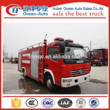 China Lieferant Dongfeng 4000liter Löschfahrzeug zum Verkauf