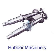 rubber machine screw barrel