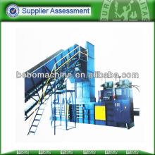 automatic baling packing machine