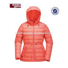 2018 Hosale Winter Jackets Collar Coat Down Jacket Coat para Mujeres