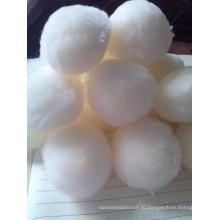 Фильтр очистки воды волокна мяч