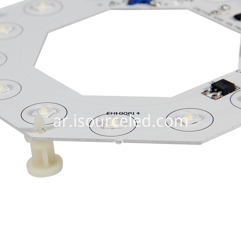 Side of AC 220v Lens round 14W AC LED Module