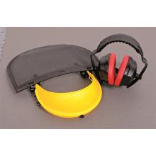 Arbeitsschutz-Maschen-Visier-u. Ohrenschützer-Satz-Heimwerker-Zusätze