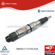 Injetor Yuchai Diesel para M6000-1112100-A38