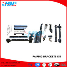 Truck Fairing Bracket Kit Auto Parts For Scania