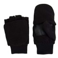 3M Fleece Convertible Fingerless Gloves Mittens Women Kids