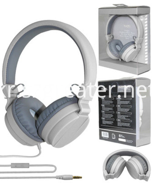 Wired Mp3 Headphones