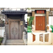 Puerta de madera laminada diseño nuevo superventas