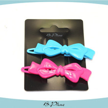 Wholesale bow patteren sanp 2014 fashion jewelry hair clip